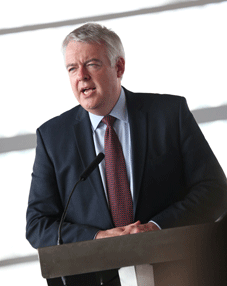 First Minister of Wales, Carwyn Jones, AM