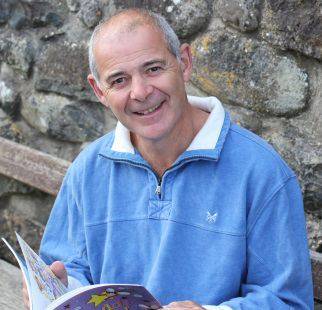 Friends president Myrddin ap Dafydd